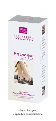 Natural Tired Feet Comfort Fluid